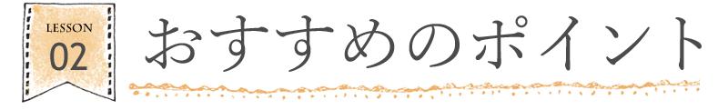 おすすめのポイント(画像)